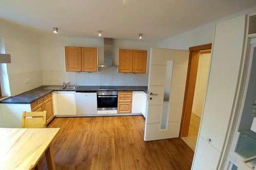 Liebevoll renovierte 3-Zimmer-Wohnung in Abersee
