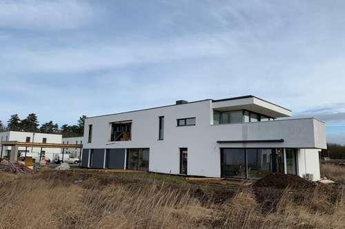 Exklusive 4-Zimmer Wohnung mit 120 m² Garten und Terrasse in Strasshof