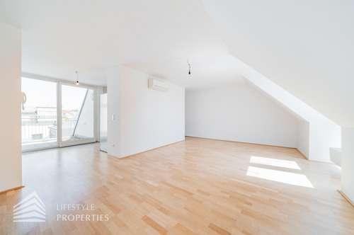 Moderne 3-Zimmer DG-Wohnung
