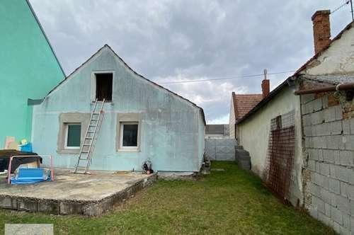 Bastlerhit - kleines Landhaus in Gattendorf