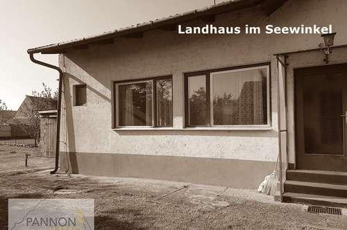 Wallern - Renoviertes Landhaus im Seewinkel