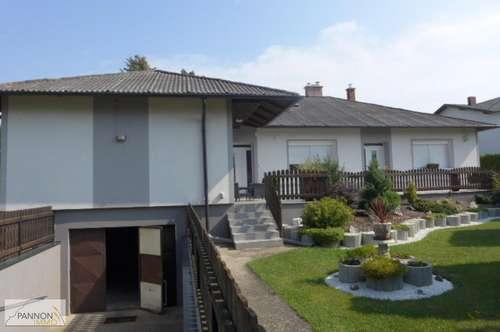 Großzügiger Bungalow mit 2 Wohneinheiten in Nickelsdorf - neu saniert!!!