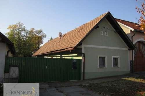 Historisches Bauernhaus in Potzneusiedl