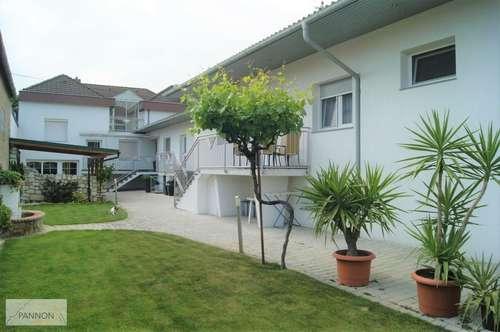 Großzügiges Haus mit Gästezimmer im Urlaubsort Illmitz!