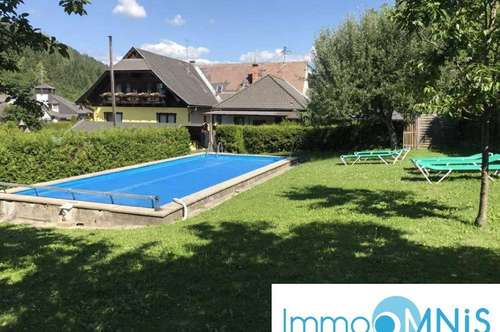 Landgasthaus mit Pool und Wohnungen