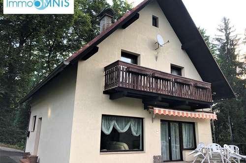 Wohnhaus in Velden am Waldrand