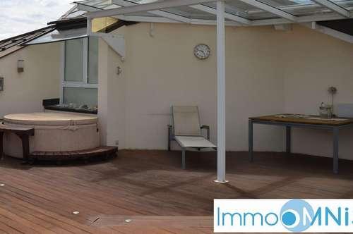 Wohntraum für besondere Ansprüche - Penthouse - einzigartige Dachterrasse