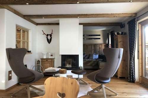 Kirchberg Sonnberg -Wohnung mit Freizeitwohnsitz Widmung- im Joop Design