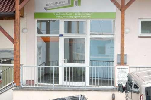 """Zentrales Geschäftslokal in Henndorf """"vielseitig nutzbare Geschäftsfläche"""""""