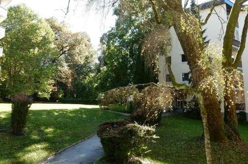"""3-Zi. Balkon-Wohnung Salzburg Parsch """"Zentral im Grünen"""""""