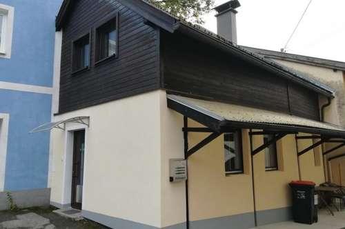 """1-Zimmer Wohnung in einem Einfamilienhaus Mondsee """"Das beste Zentrums-Eck"""""""