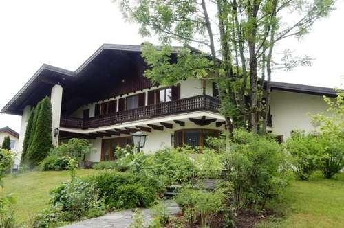 "Einfamilienhaus in Großgmain ""Familien-Oase"""
