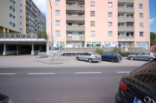 Tiefgarage in Linz-Urfahr - nur noch 2 Garagenplätze frei !!!
