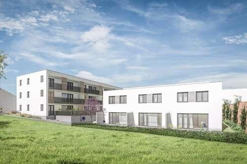 Baustart: 22 Eigentumswohnungen in Kremsmünster, Zentrum