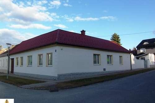 PROVISIONSFREI! Einfamilienhaus auf Eckgrundstück direkt in Gänserndorf