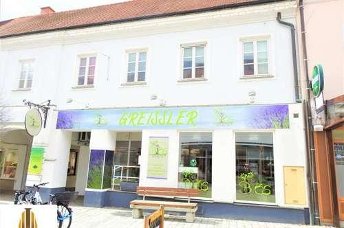 Geschäftslokale im Herzen von Hollabrunn!