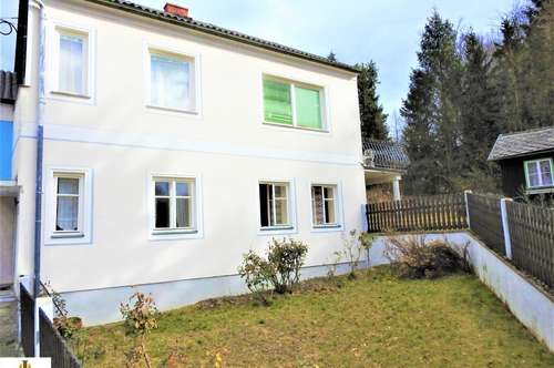 Hübsches, großes Haus in Burgschleinitz! Nähe Eggenburg (3,6 km) und Nähe Horn (16 km)!