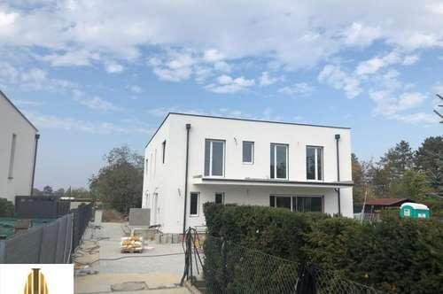 Neue Doppelhaushälfte! Gänserndorf-Süd kurz vor Fertigstellung, Autobusstation vorhanden!!!!