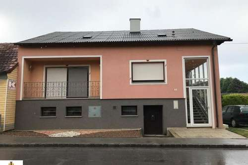 Top Einfamilienhaus voll unterkellert mit Garten