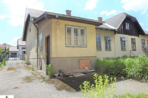 Haus mit Nebengebäude im schönen Waldviertel in Gmünd!