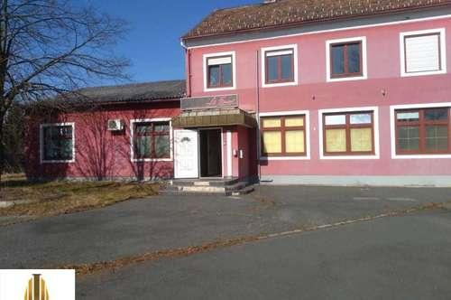 Arbeiterquartier oder Nachtclub/Laufhaus zu mieten in Jennersdorf! (gemischtes Betriebsgebiet)
