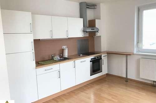 3 Zimmer-Wohnung mit Terrasse und Garagenplatz