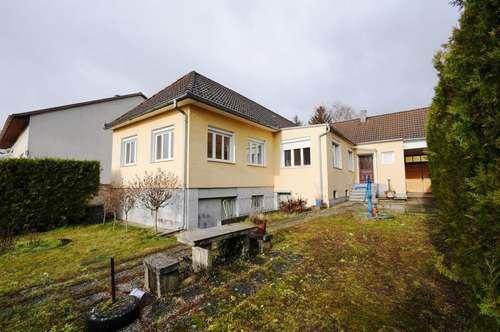 Einfamilienhaus mit Garten zu vermieten, € 859, - inkl BK