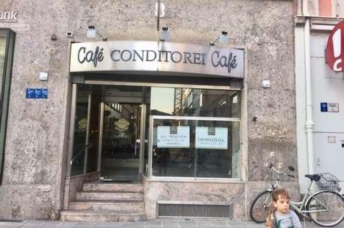 Das hat was!!! Kaffeehaus oder Büro in der Museumstraße 5