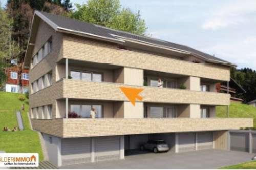 Wohnen im schönen Bergdorf - 4 Zi-Wohnung Top4+