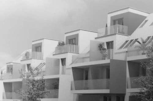 Wohnhausanlage Oberlaa, zB.: 2 Zimmer, Loggia ab 130.000.- netto