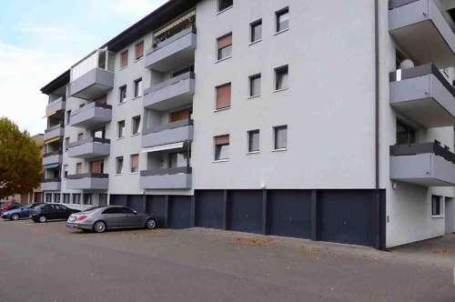 3-Zimmerwohnung mit Balkon und Autoabstellplatz in schöner Lage