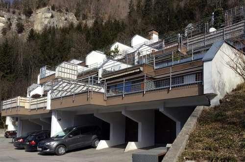 4-Zimmer Terrassenwohnung mit herrlicher Aussicht