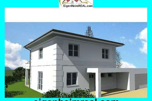Neubau- Einfamilienhaus- 5 Minuten nach Villach