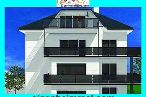 Wunderschöne Eigentumswohnung mit Eigengrund zum Erstbezug