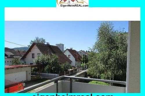 Top 3-Zimmer Mietwohnung mit großem Südbalkon in Klagenfurt-Waidmannsdorf