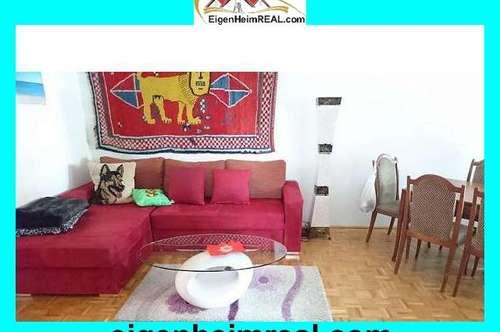 3 Zimmer-Wohnung mit Loggia in Waidmannsdorf, familienfreundlich, WG geeignet