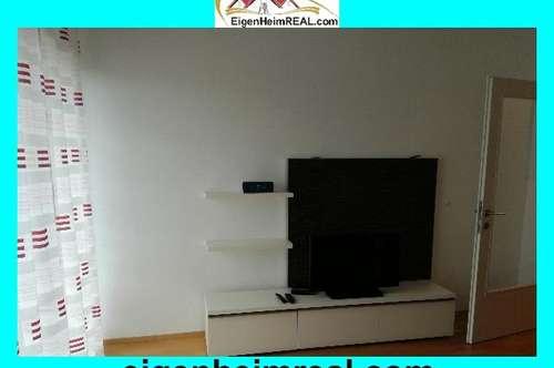 Neuwertige 2-Zimmer Wohnung möbliert mit Balkon!