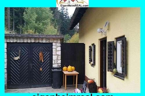 Günstig: Einfamilienhaus mit Garage und Nebengebäude in guter Lage in St. Gertraud
