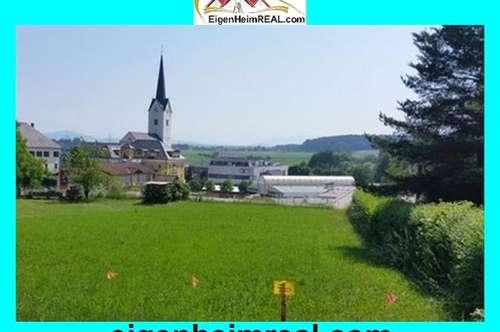 Top Gelegenheit: wunderschönes Baugrundstück im Zentrum von St. Kanzian am Klopeinersee
