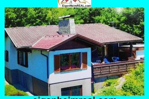 Einfamiliehaus mit Pool und Wörtherseeblick
