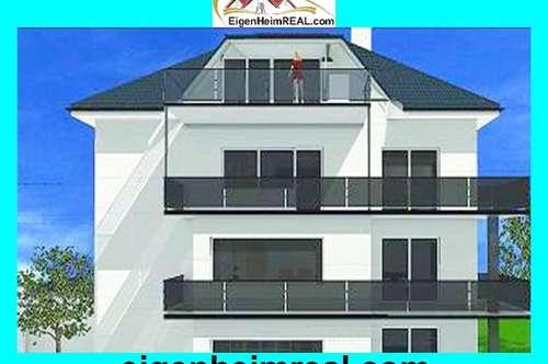 Exklusive Eigentumswohnung mit Eigengrund zum Erstbezug