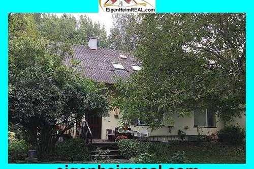 Wohnen und arbeiten unter einem Dach mit traumhaften Garten