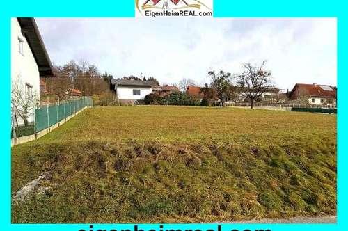 Baugrundstück in Höf-Präbach