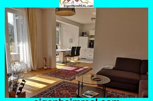 Schöne möblierte 2-Zimmerwohnungen in Velden ganzjährig zur Miete
