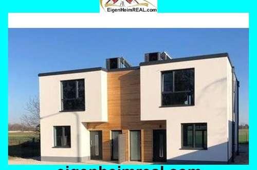 Naturnahes Wohnen Doppelhaushälfte NEUBAU