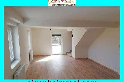 Wunderschöne Neubau Maisonette- Wohnung