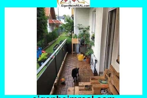 Herrliche 3-Zimmer Wohnung mit großem Balkon