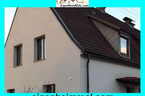 Sofort einziehen: top sanierte Doppelhaushälfte in Klagenfurt Waidmannsdorf