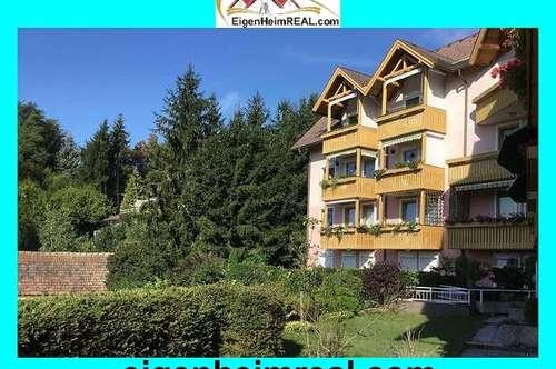 3 Zimmer Terrassenwohnung mit Fernblick in Pörtschach direkt