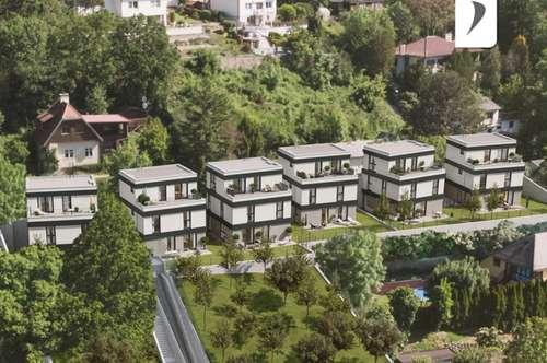 Exklusives 5-Zimmer-Haus mit Blick auf den Wienerwald